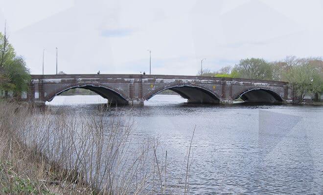 Larz Anderson Memorial Bridge Rehabilitation