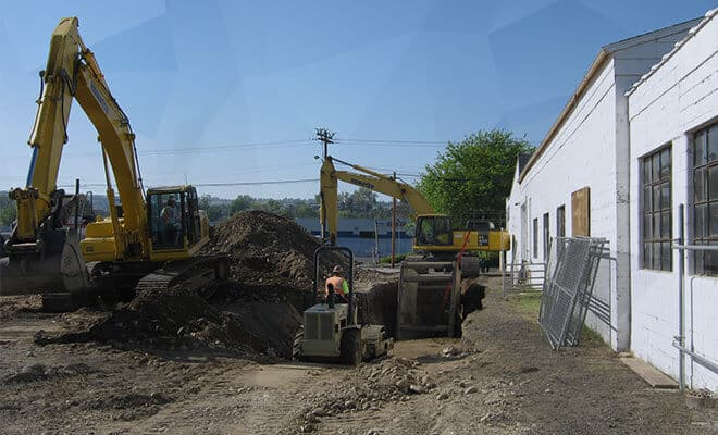 Black Oak Stormwater Sewer Interceptor Project – Phase II