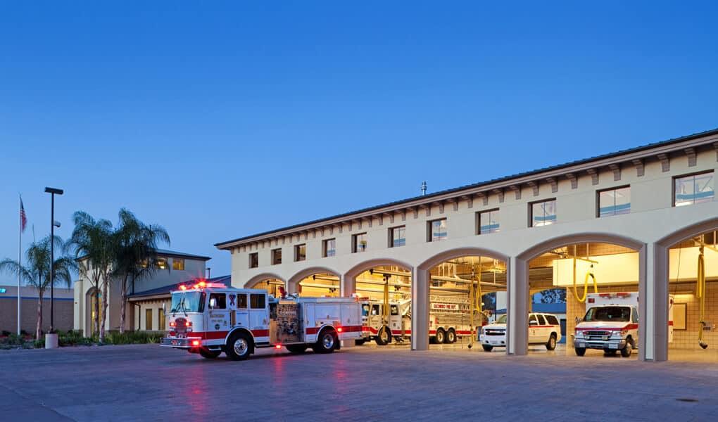Escondido Fire Station (CA)