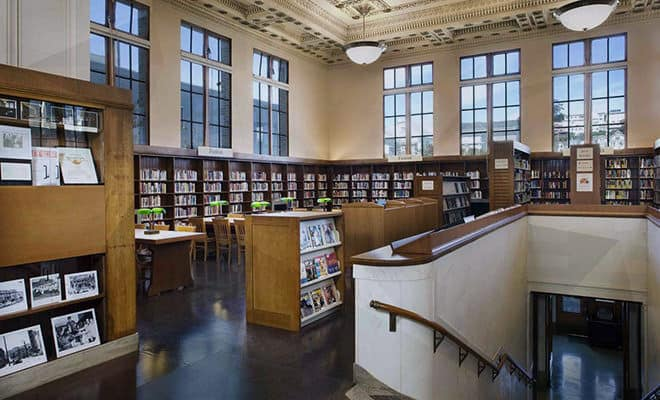Golden Gate Valley Branch Library (CA)