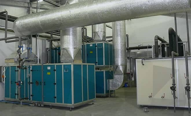 HVAC/DDC Replacement, Miramar