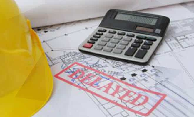 How to Mitigate the Effects of Construction Delay