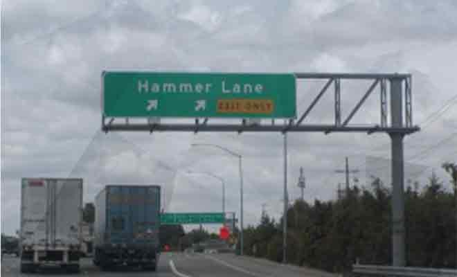I-5 Hammer Lane