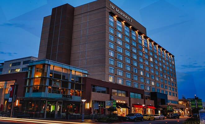 JW Marriott Riverview Hotel Renovation