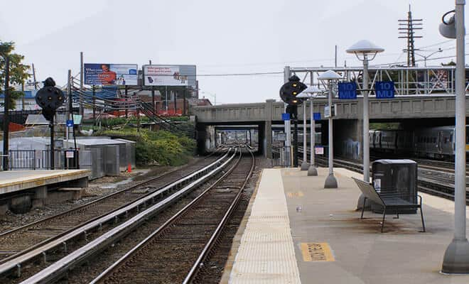 LIRR 6148 Elevator Replacements at Woodside & Merrick Stations