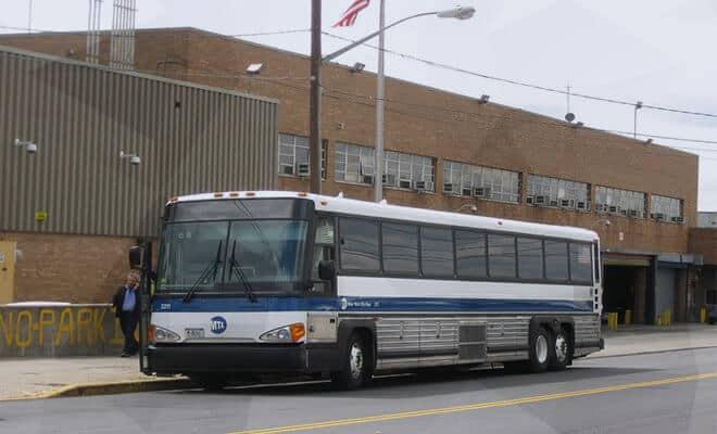MTA Baisley Park Bus Depot (NY)