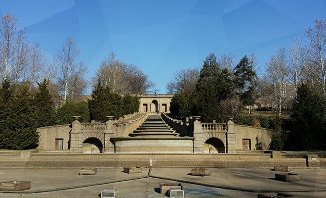 Meridian Hill Park Renovation Phase II (DC)