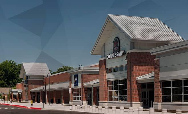 New Commissary Facility