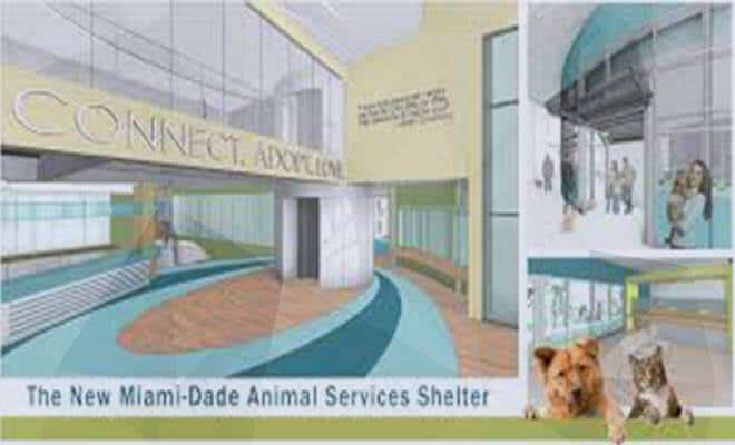 New Miami-Dade County Animal Shelter