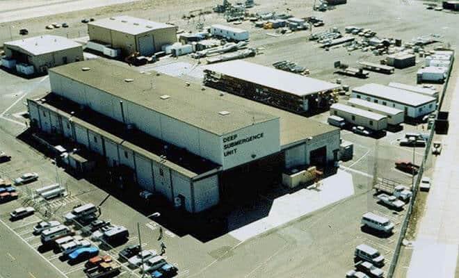Paraloft Facility Naval Air Station (FL)