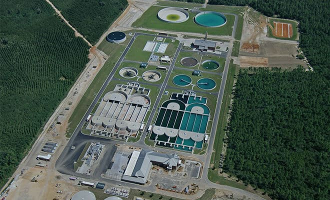 Pensacola WWTP (FL)