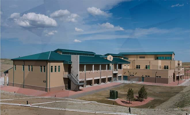Group Headquarters Building, Fort Carson