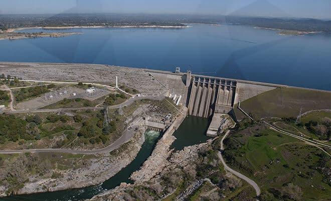 Rehab of 36 Wheel Gate Folsom Dam