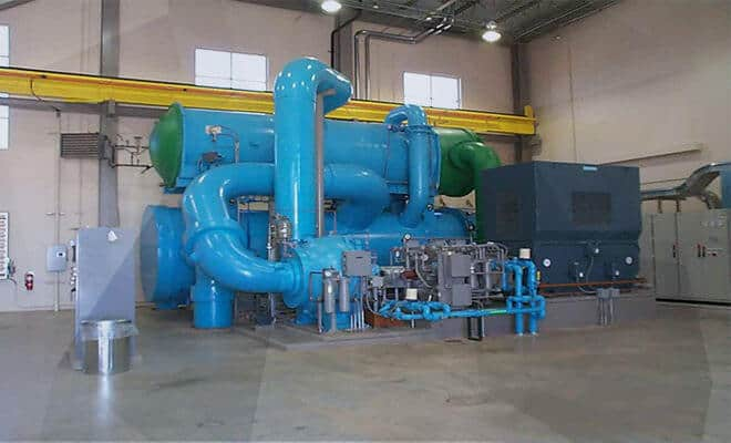 Repair Chilled Water Plants
