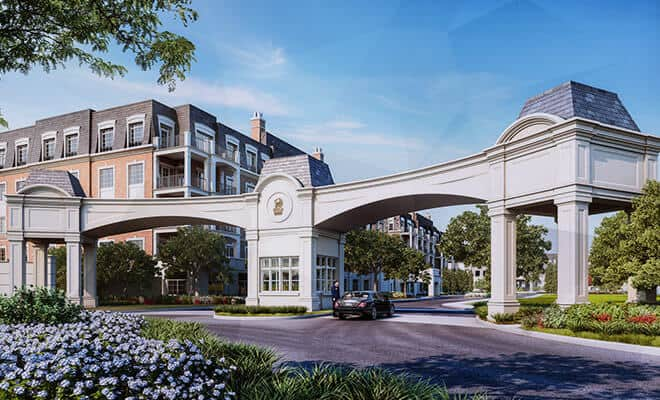 The Ritz-Carlton Residences, Long Island, North Hills