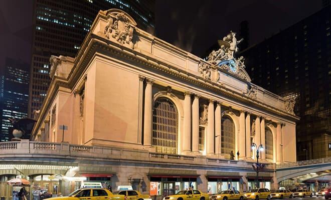Grand Central Terminal Water Conveyance Utilities Rehabilitation