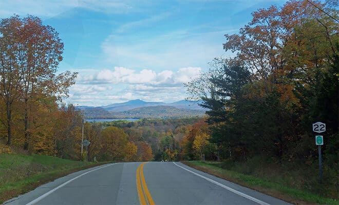Route 120 Widening (NY)