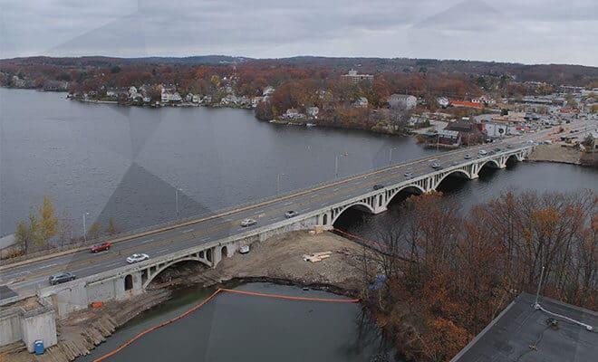 The Kenneth F. Burns Memorial Bridge