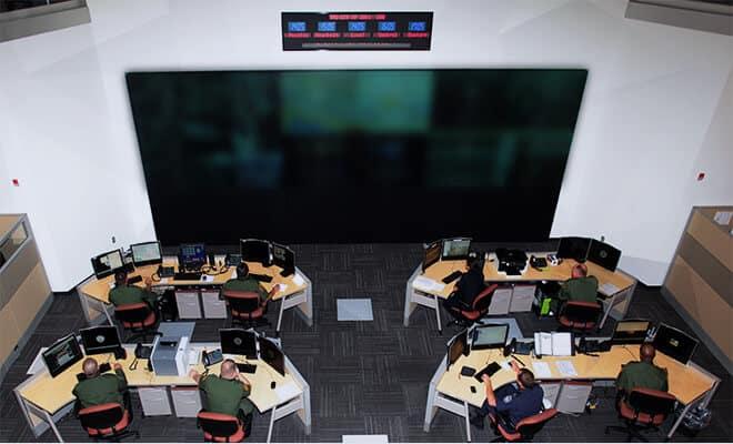 Tucson Intelligence & Coordination Center (AZ)