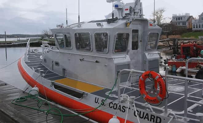 U.S. Coast Guard Cape Cod Canal Station, Sandwich, Barnstable County, MA