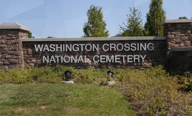 VA Washington Crossing National Cemetery (PA)