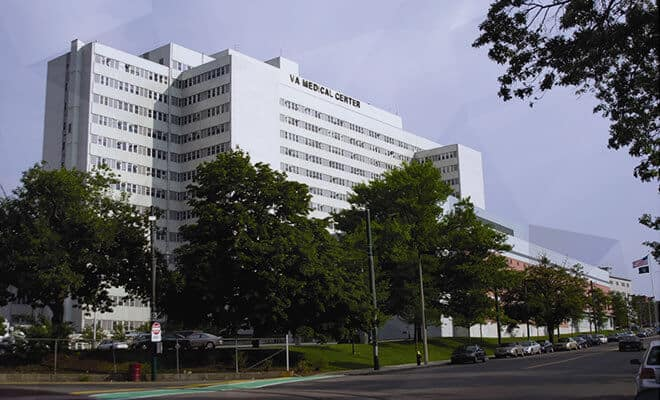 VAMC West Roxbury Research Building
