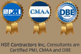 HSE Contractors CPM Scheduling Certifications