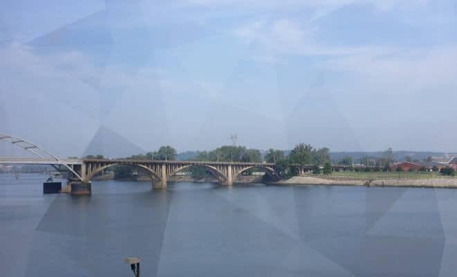 Peabody Water Bridge