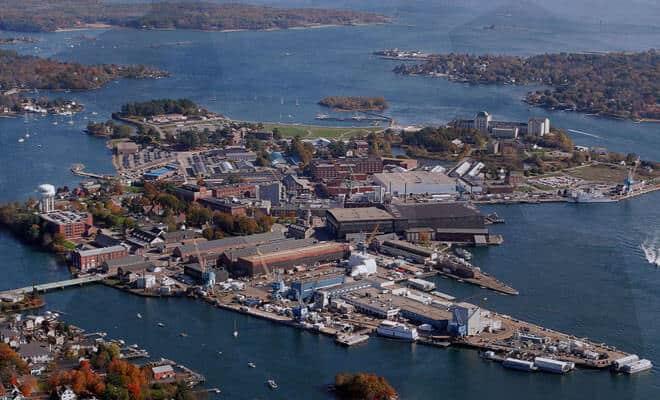 Portsmoth Naval Shipyard