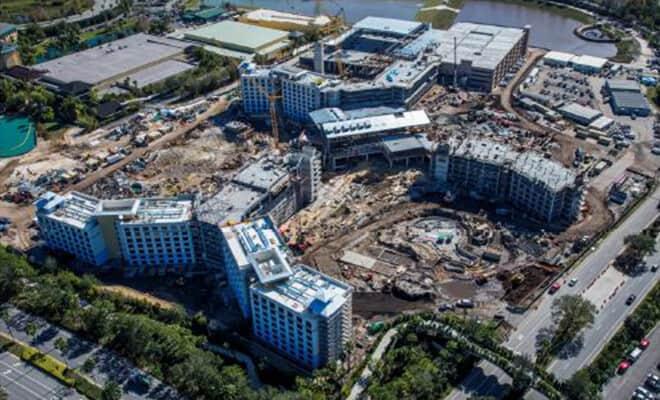 Sapphire Falls Resort at Universal Orlando