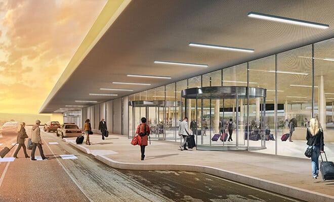 Elmira Corning Regional Airport upgrades & extension