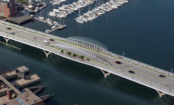 Renovation of North Washington Street Bridge