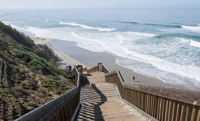 San Elijo State Beach Improvements Project