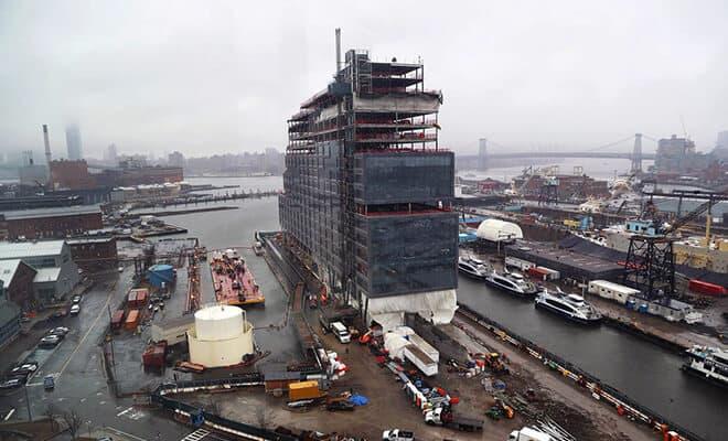 Brooklyn new Navy yard expansion