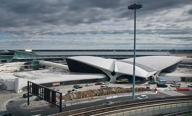 JFK International Airport upgrades phase IV