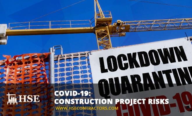 COVID-19 Construction Project Risks