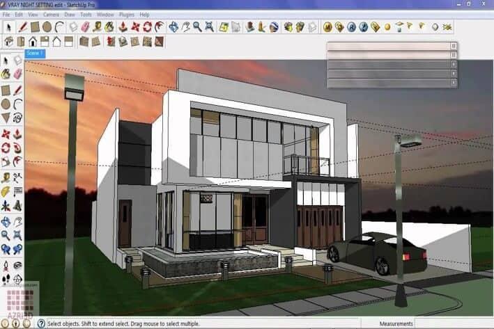 Sketchup - 3D Modeling   Hsecontractors.com